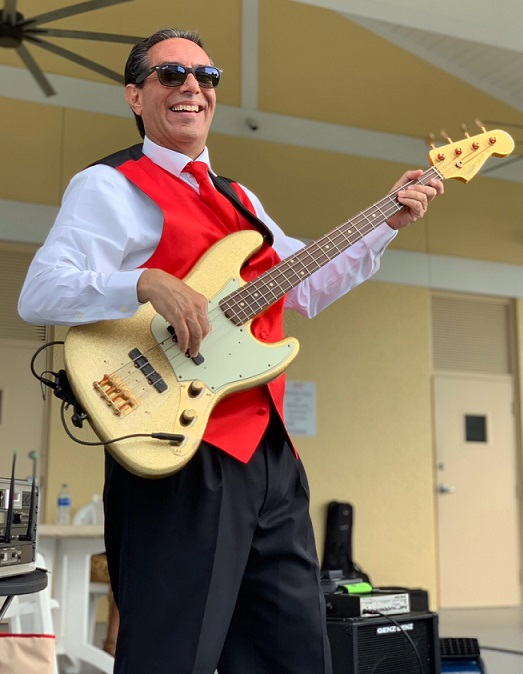 Mike Marciano Bass